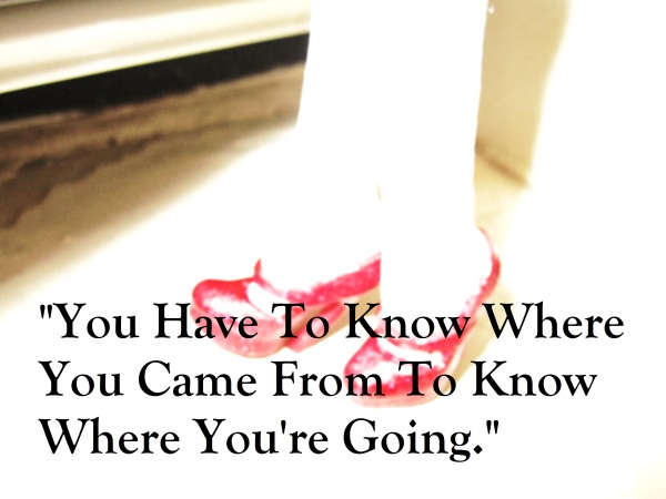Where You Going Quote