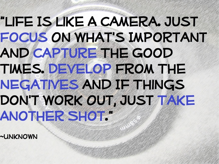 lens quote