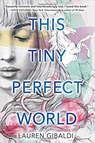 Book Review-Contemporary YA